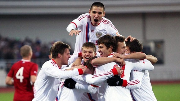 Молодежка пробилась на Евро-2013